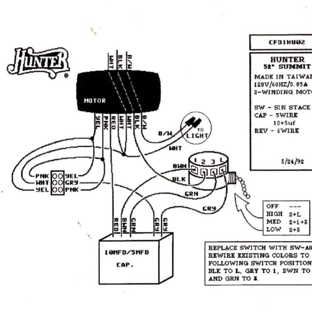 Wiring Diagram For Light Kit | Schematic Diagram - Hunter 3 Speed Fan Switch Wiring Diagram