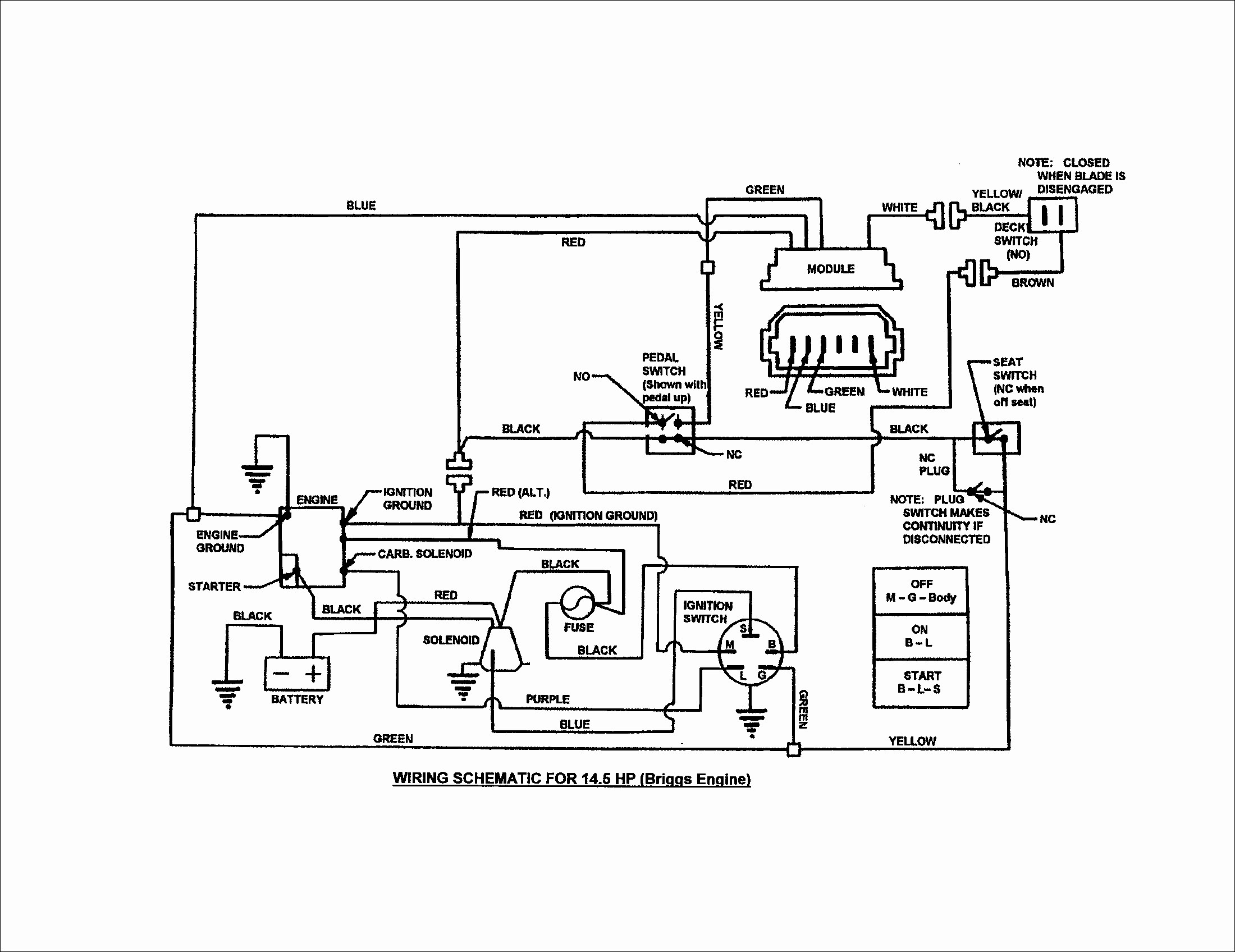 Wiring Diagram For Lt1000 | Manual E-Books - Craftsman Lt1000 Wiring Diagram