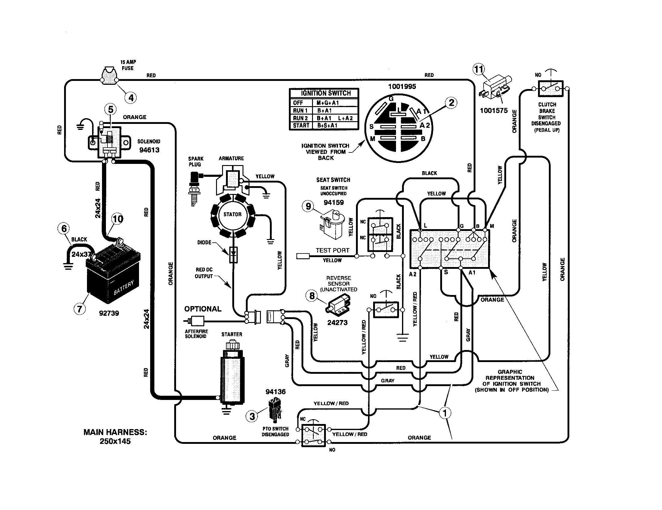 Wiring Diagram For Murray Riding Lawn Mower New Wiring Diagram For - Wiring Diagram For Murray Riding Lawn Mower