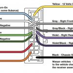 Wiring Diagram For Pioneer Avh X2800Bs   Wiring Diagram Detailed   Pioneer Avh X2800Bs Wiring Harness Diagram