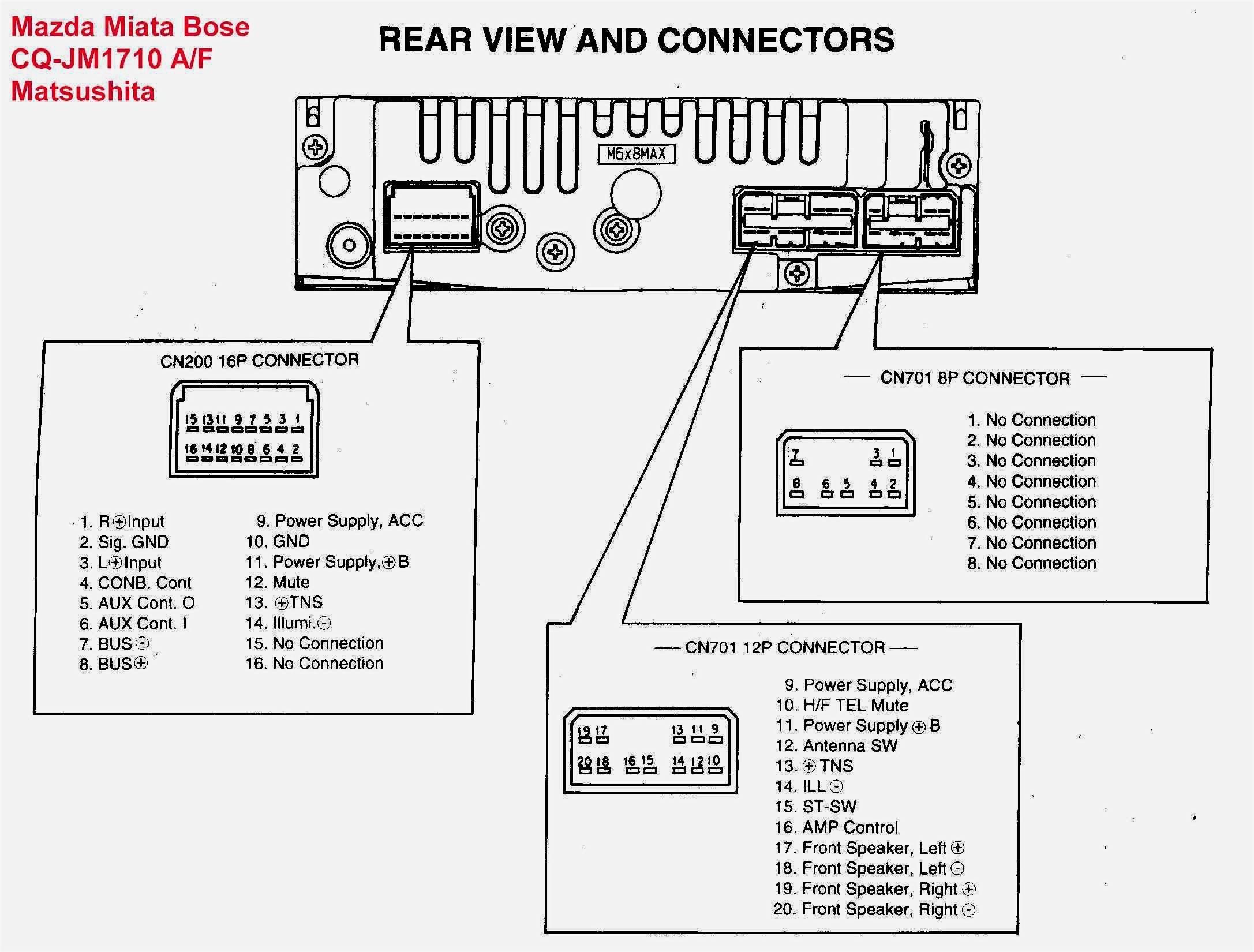 Wiring Diagram For Pioneer Deh X3500Ui | Manual E-Books - Pioneer Deh X3500Ui Wiring Diagram