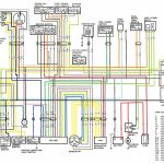 Wiring Diagram For The Dr350 Se (1994 And Later Models)   Color   Wiring Diagram For A