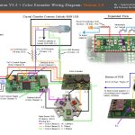 Wiring Diagram For The Petit Crouton V3.5/4.0 + Color Extender   Nano Biscotte V4 Wiring Diagram