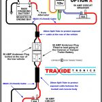 Wiring Diagram For Trailer Battery   Wiring Diagram Detailed   Trailer Battery Wiring Diagram