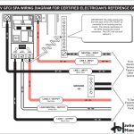 Wiring Diagram Gfci Breaker Example Of Wiring Diagram Gfci Outlet   Gfci Breaker Wiring Diagram
