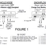 Wiring Diagram Meyer Snow Plow Light Module | Manual E Books   Meyer Snow Plow Wiring Diagram For Headlights