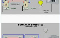3 Way Switch Wiring Diagram Multiple Lights
