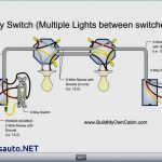 Wiring Diagram Multiple Lights 3 Way Switch   Data Wiring Diagram   4 Way Switch Wiring Diagram Multiple Lights