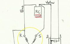 Capacitor Start Motor Wiring Diagram