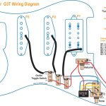 Wiring Diagram Of Electric Guitar   Wiring Diagram Detailed   Electric Guitar Wiring Diagram