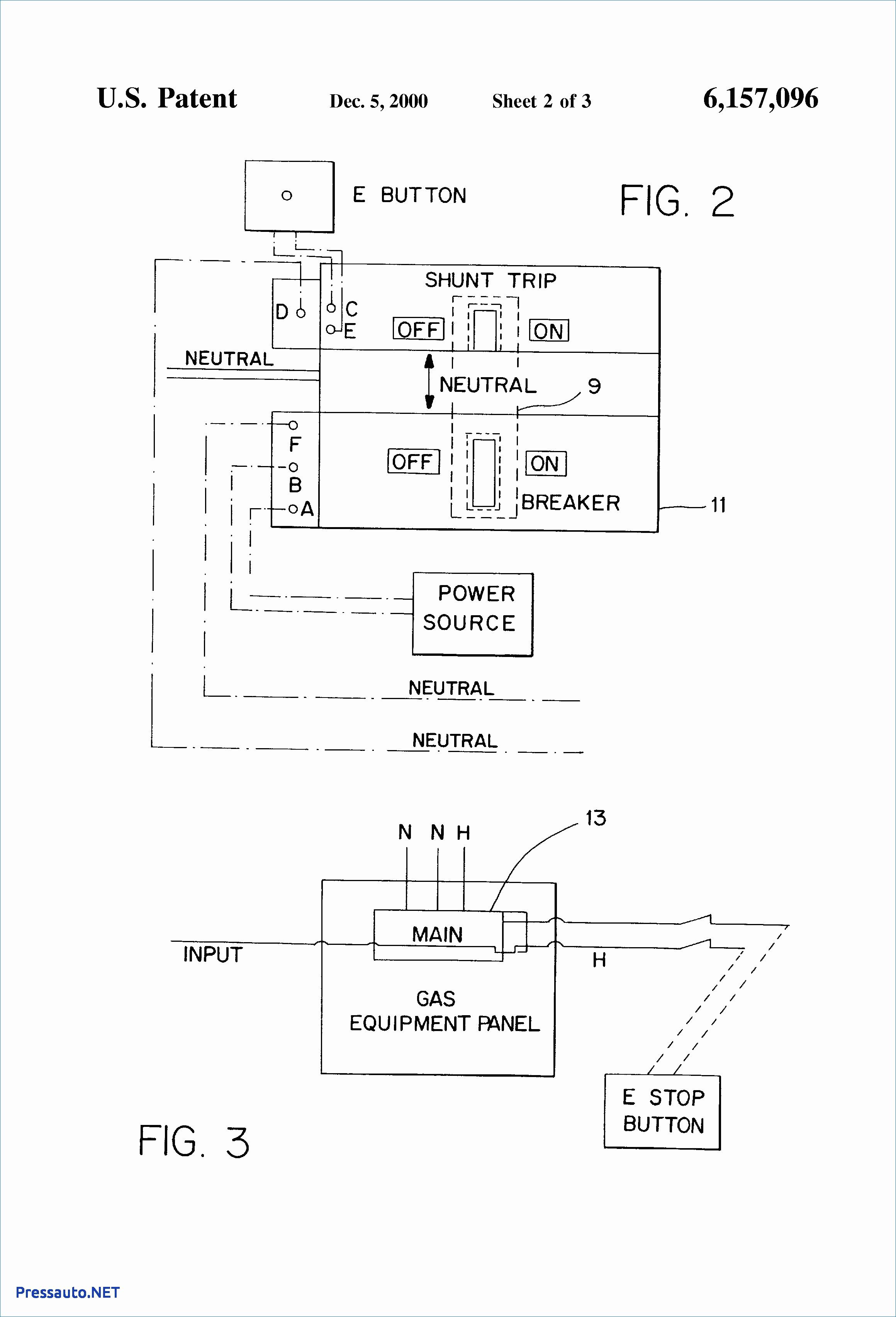 Wiring Diagram Shunt Trip Breaker Circuits This - Wiring Diagrams Lose - Shunt Trip Breaker Wiring Diagram