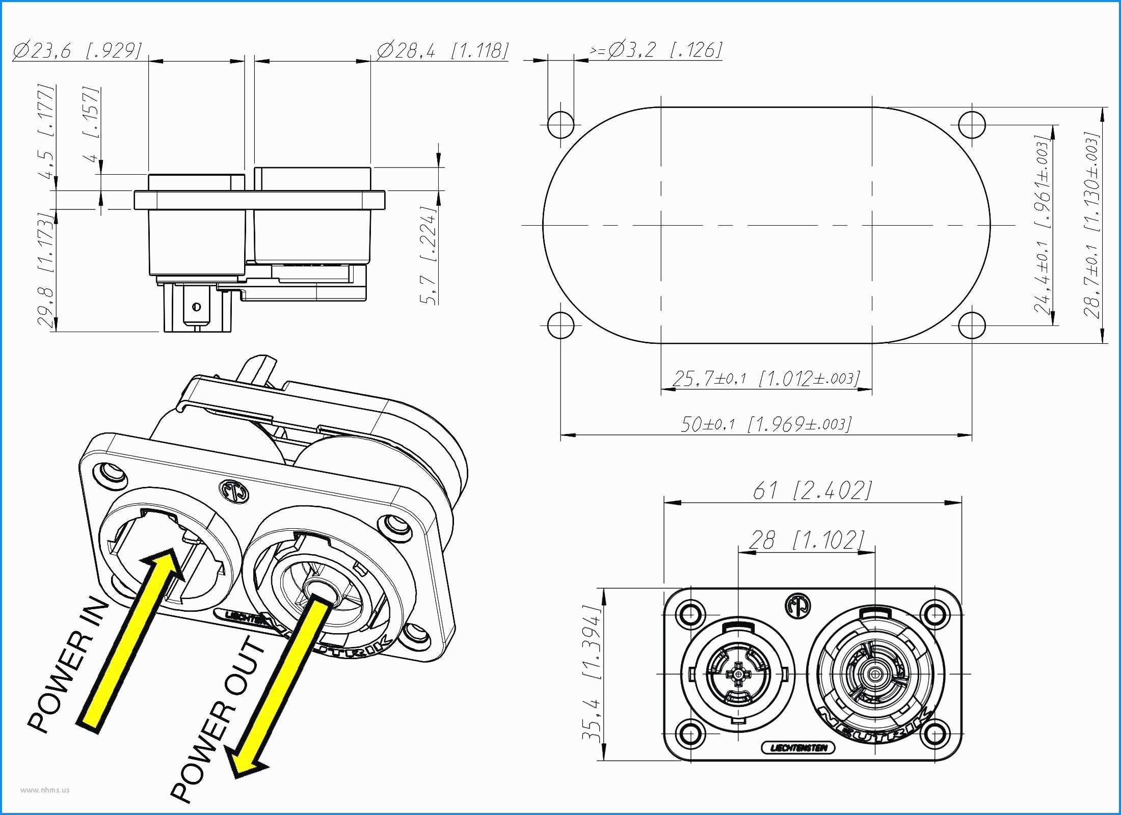 Wiring Diagram Software Open Source Uncomplicated Neutrik Speakon - Wiring Diagram Software