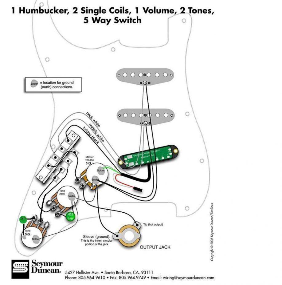Wiring Diagram. Strat Hss Wiring Harness Hss Strat Wiring Fender - Stratocaster Wiring Diagram