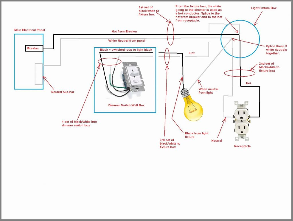 Wiring Diagrams For Black Fixtures