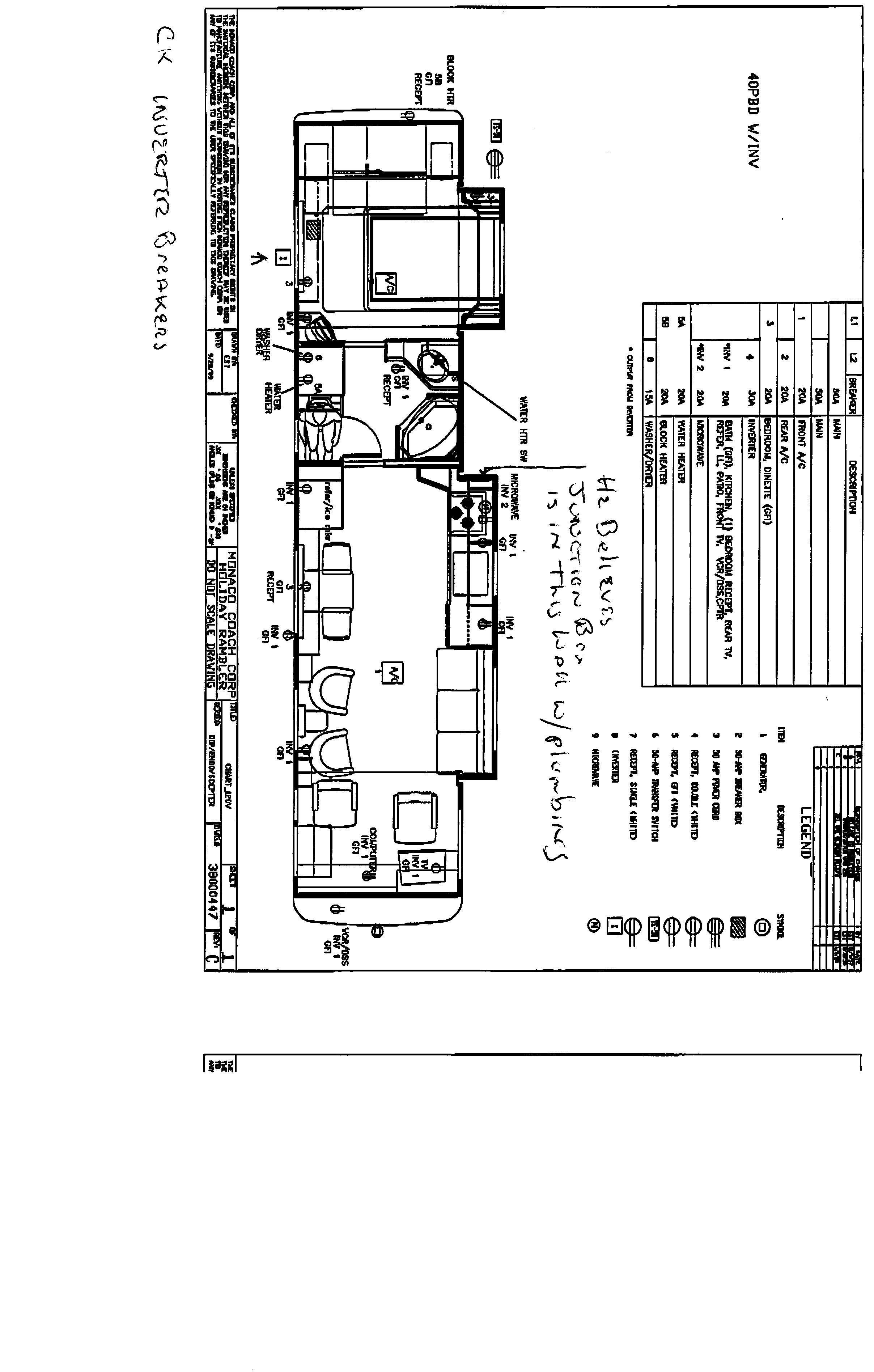 Wiring Diagrams Monaco Rv 2005 - Data Wiring Diagram Today - Monaco Rv Wiring Diagram