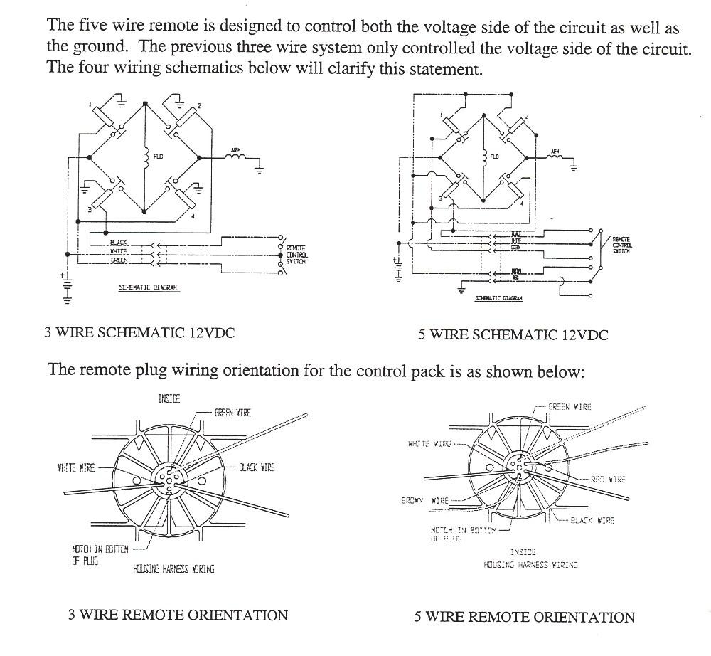 Wiring Diagrams - Winch Wiring Diagram