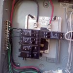 Wiring Electrical Sub Panels And Panels | Wiring Diagram   Electrical Sub Panel Wiring Diagram