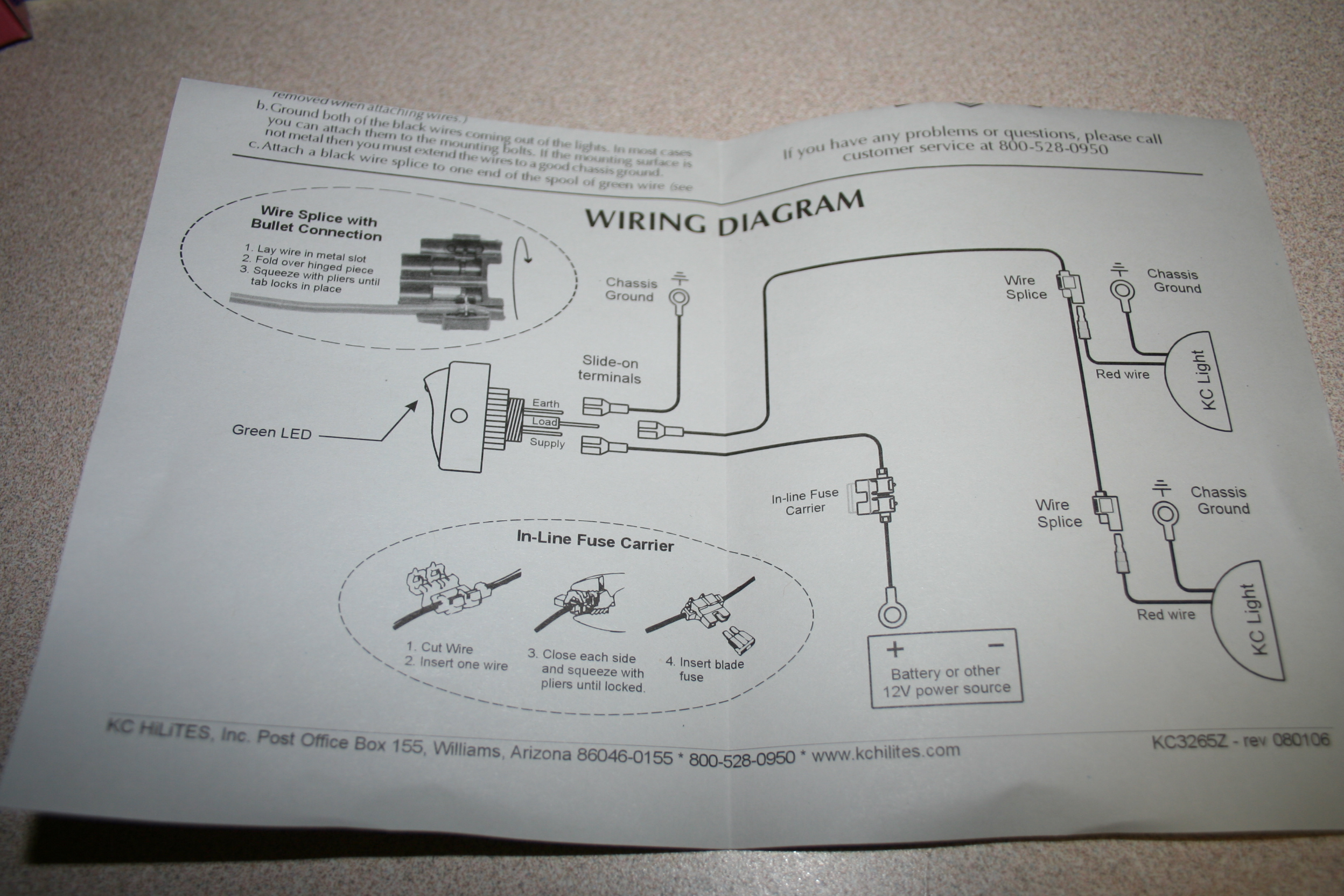 Wiring Offroad Lights With Stock Foglight Harness? - Ranger-Forums - Off Road Lights Wiring Diagram