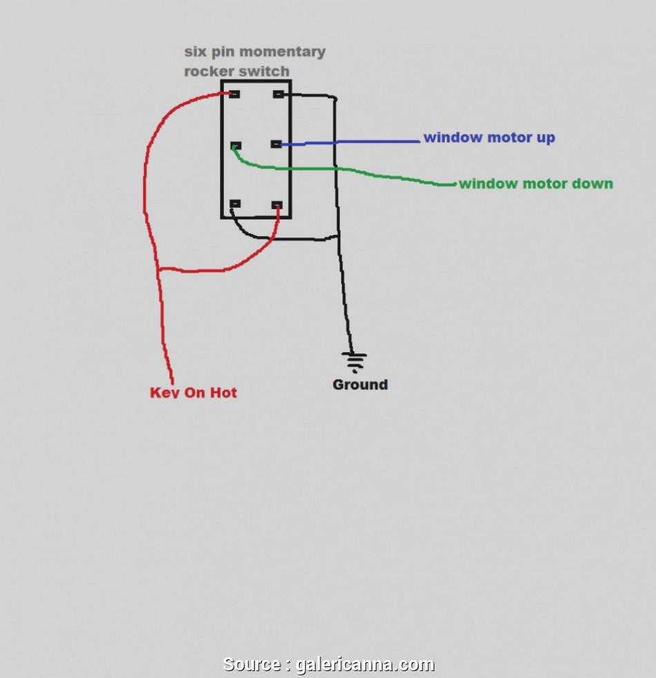 Wiring, Pin Switch New 6, Power Window Switch Wiring Diagram, Trend - 6 Pin Power Window Switch Wiring Diagram