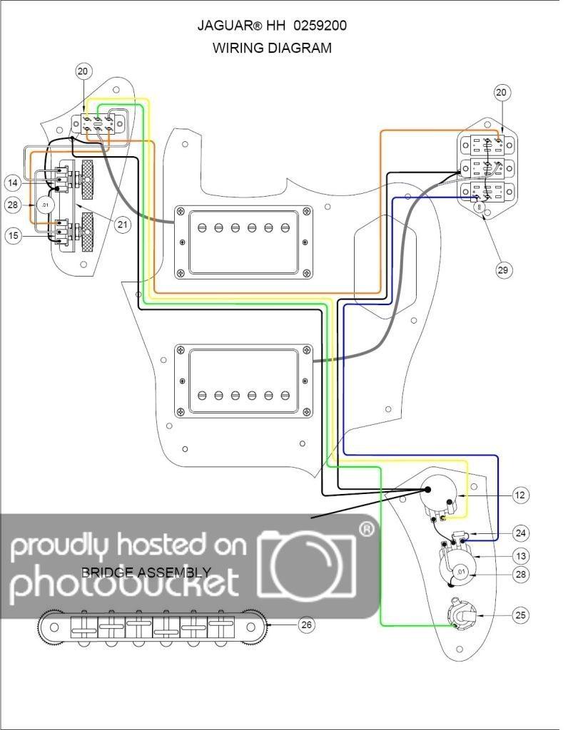 Wiring Question - Push  Pull Pots - Offsetguitars