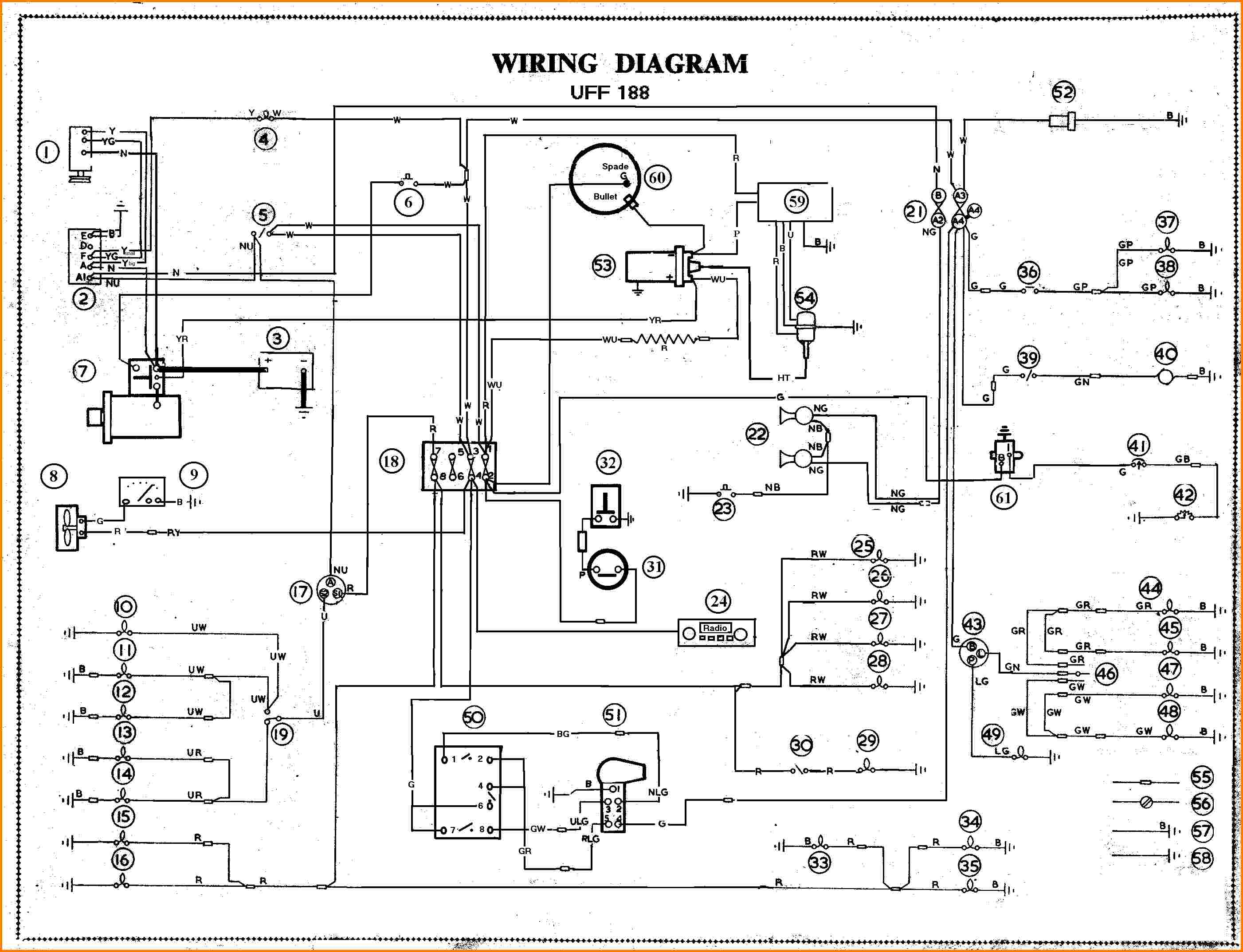 Wiring Schematics For Cars - Wiring Diagram Data - Club Car Wiring Diagram