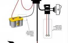 Light Bar Wiring Diagram