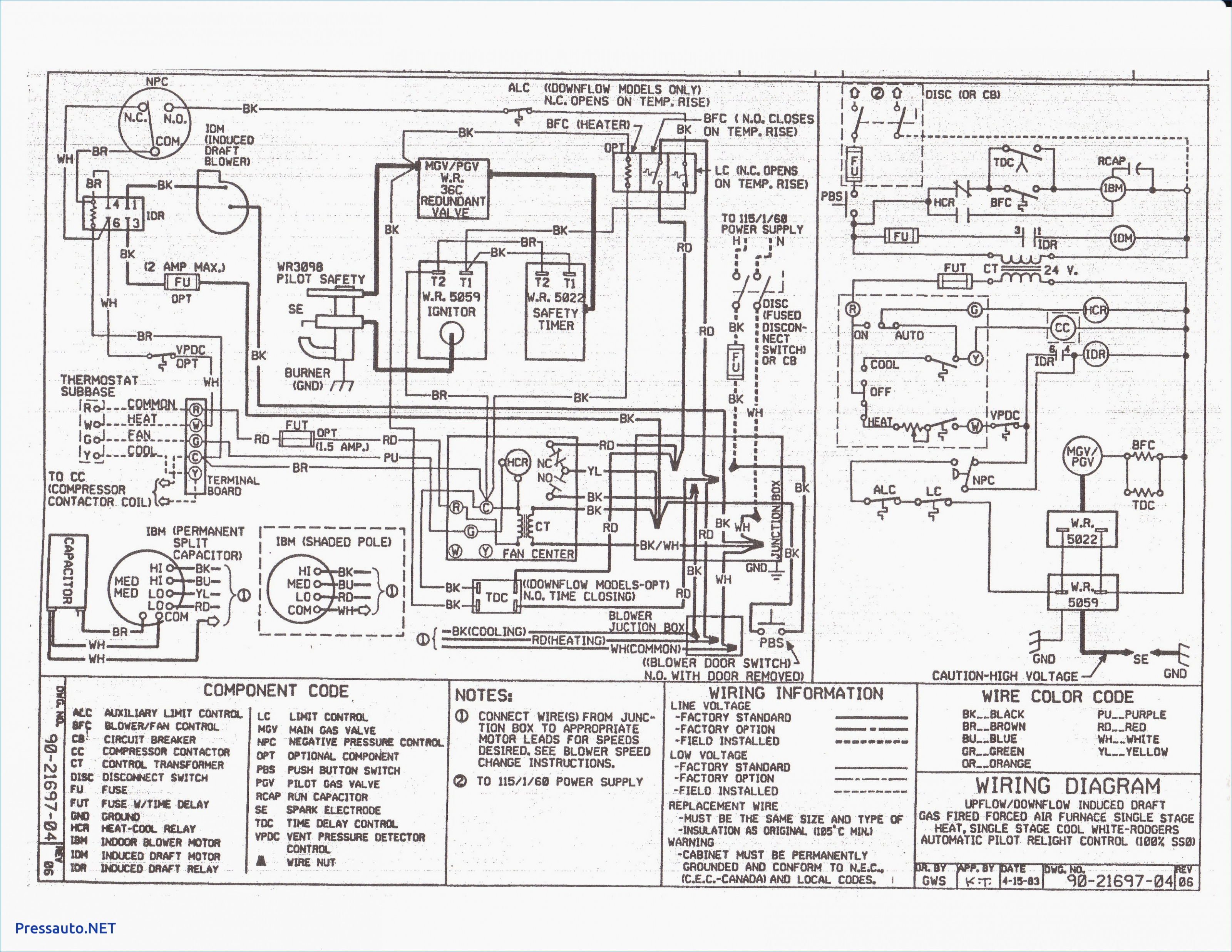 Diagram  Clayton Homes Mobile Home Electrical Wiring