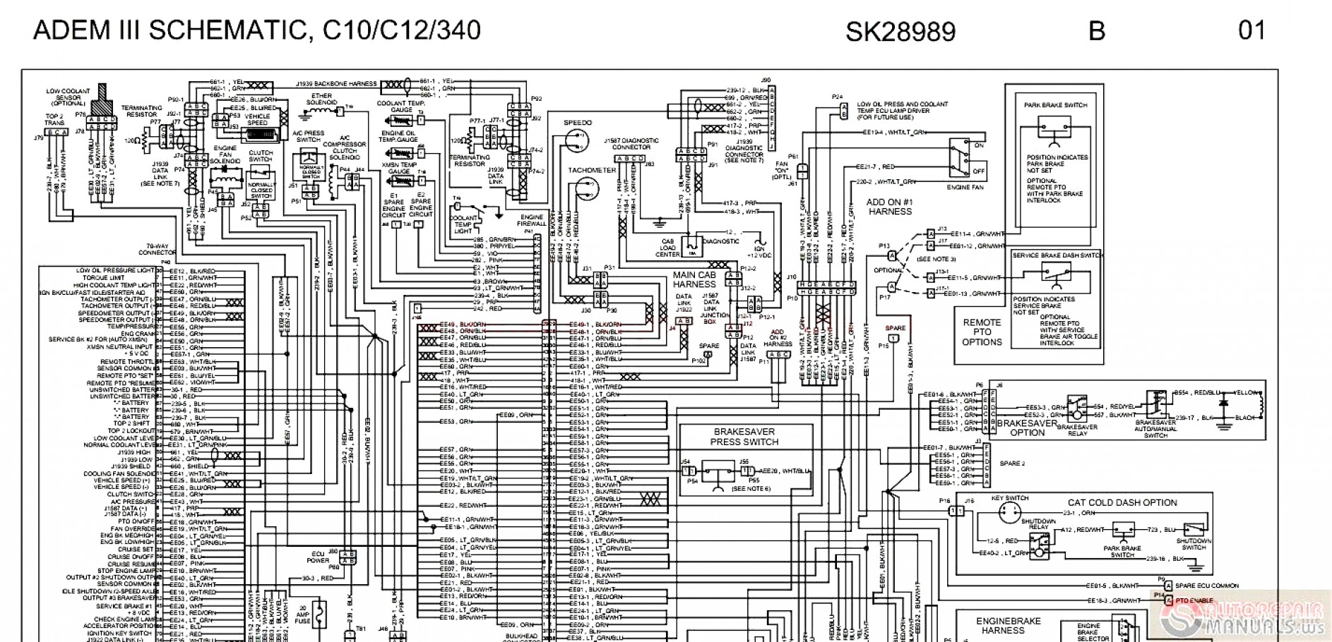 Wonderful Of Peterbilt Wiring Diagram 2004 379 Diagrams Schematic - Peterbilt 379 Wiring Diagram