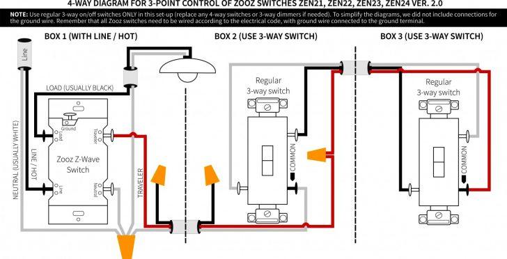 Three Way Wiring Diagram