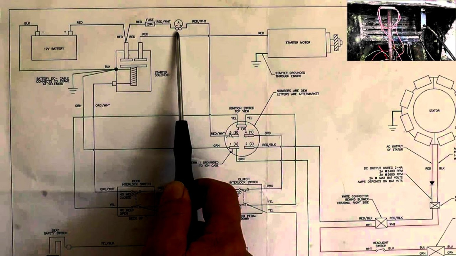 Wright Stander Wiring Diagram - Trusted Wiring Diagram - Bad Boy Wiring Diagram