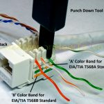 X 31 Phone Jack Wiring   Wiring Diagram Detailed   T568A Wiring Diagram