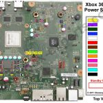 Xbox 360 Slim Diagram   Wiring Diagrams Click   Xbox 360 Power Supply Wiring Diagram