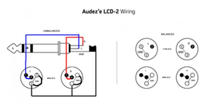 Xlr Wiring Diagram Pdf