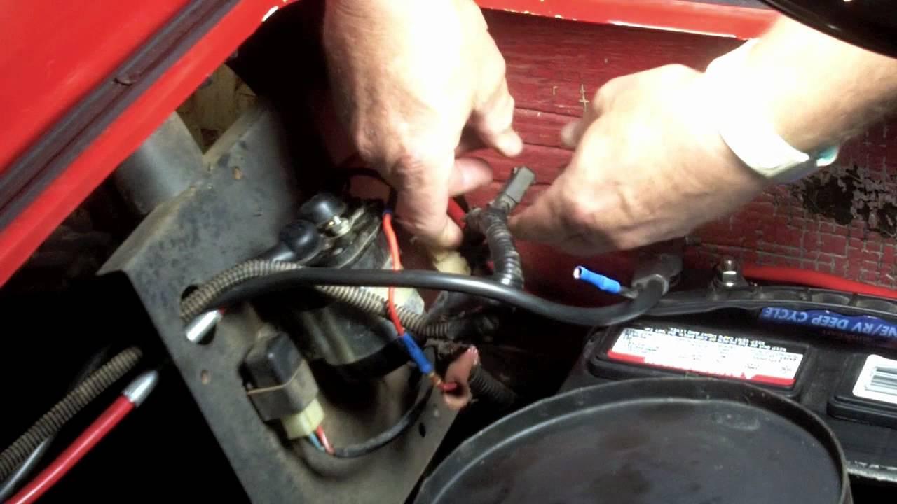 Yamaha Gas Golf Cart Repair - Youtube - Yamaha Golf Cart Wiring Diagram