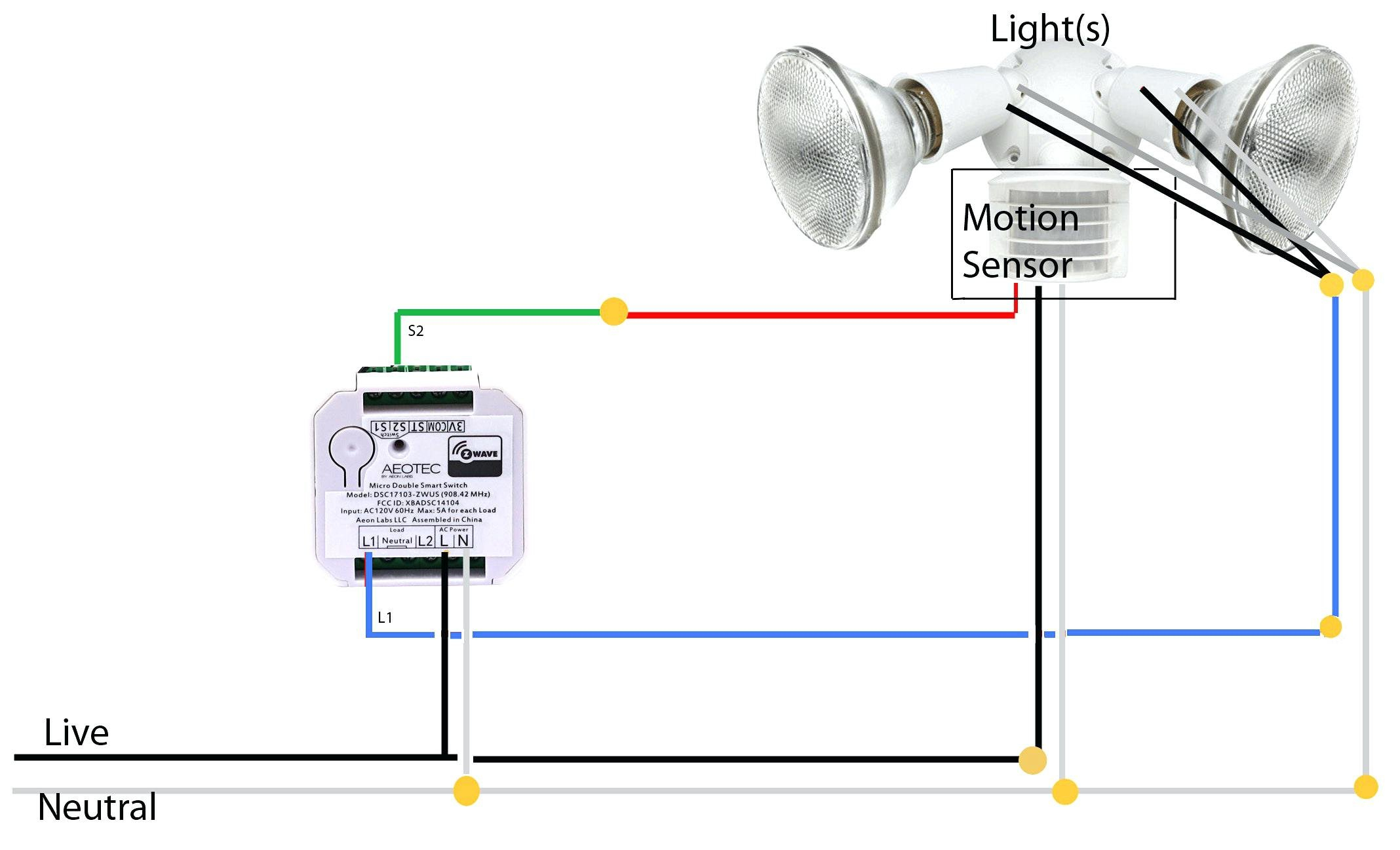 Zenith Motion Sensor Light Wiring Diagram | Wiring Diagram - Heath Zenith Motion Sensor Light Wiring Diagram